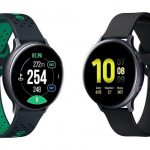 Samsung introduced the new version of the smart watch Galaxy Watch Active 2