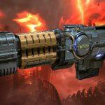 Der russische Enthusiast schuf eine Kopie der Waffen aus der legendären Serie von DOOM-Spielen