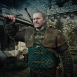 """Skywalker in flight: Wesemira in the series """"The Witcher"""" from Netflix will play Kim Bodnia"""