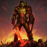 DOOM Eternal goes online: id Software talked about boosters, cosmetics and game support