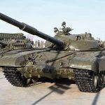 تدرب الجيش الروسي على المعركة مع دبابة أسطول العدو