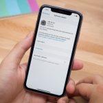Chyba v systému iOS 13: únik mobilní komunikace