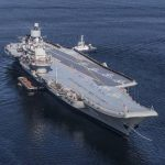 Russia was offered to give up attempts to keep up with US aircraft carriers