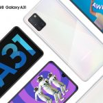 Samsung Galaxy A31: NFC, 5000 mAh capacious battery and camera with four modules