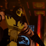 The network has a fresh video of a new cartoon for adults on the popular fighting game Mortal Kombat