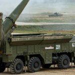 Une vidéo est apparue sur le réseau avec le lancement des missiles russes Iskander-M