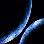 Wallpaper of the week: fantastic planets