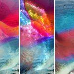Všechny tapety pro Mac (gepard - Catalina) byly sloučeny do jednoho obrázku