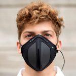 Prezentovaná elektrická maska grafenu proti koronaviru