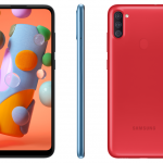 Samsung quietly introduced the budget Galaxy A11: 6.4 ″ display, triple camera and 4000 mAh battery