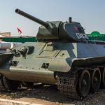 Repair of 30 T-34 tanks prepared for Victory Day in Moscow completed in Russia