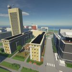 MIT students recreate their Minecraft campus
