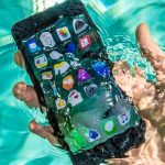 """iPhone stayed under water for two months and """"survived"""""""