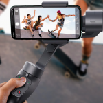 Baseus released a manual stabilizer for a smartphone for $ 70