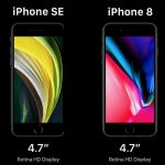 What is better to buy - iPhone SE (2020) vs iPhone 8. Differences