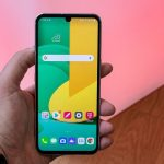 The characteristics of the upcoming 5G-smartphone from LG leaked to the network