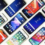Named the best-selling smartphones in Russia over the past ten years