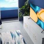 Huawei will introduce a new Vision smart TV with a retractable camera on April 8
