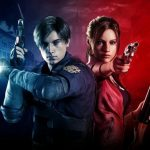 The popular game Resident Evil 2 is given at half price
