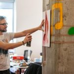 "Engineers turned drawings on the wall into ""buttons"" for controlling devices"
