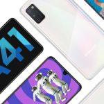 Samsung brought to Russia new mid-range smartphones