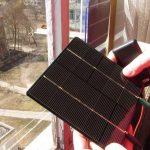 """Den Ingenieuren gelang es, Sonnenkollektoren direkt in die Fenster zu """"bauen"""""""