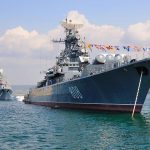 The figure of the day: How many ships of the Russian Navy serve in the oceans?