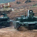 En Ukraine, a critiqué le nouveau char russe
