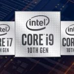 Intel released laptop processors that can accelerate above 5 GHz