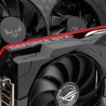 Power, durability and compactness: Asus introduced the new ROG Strix, TUF Gaming and Phoenix video cards with GDDR6