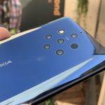 Huhu: Nokia 9.3 PureView-lippulaiva saa viiden kameran, jossa on 108 megapikselin moduuli