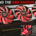 AMD showed off its dual-chip flagship Radeon HD 7990