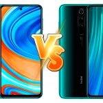Compare Redmi Note 9s and Note 8 Pro