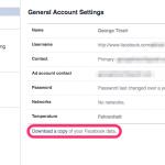Jak trvale smazat účet na Facebooku
