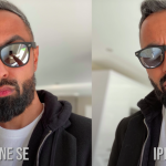 The blogger clearly showed the difference between the cameras iPhone SE 2020 and iPhone 11