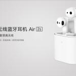 Xiaomi Mi Air 2S: Sluchátka TWS s autonomií až 24 hodin, bezdrátovým nabíjením, aktualizovaným čipem a cenovkou 56 USD
