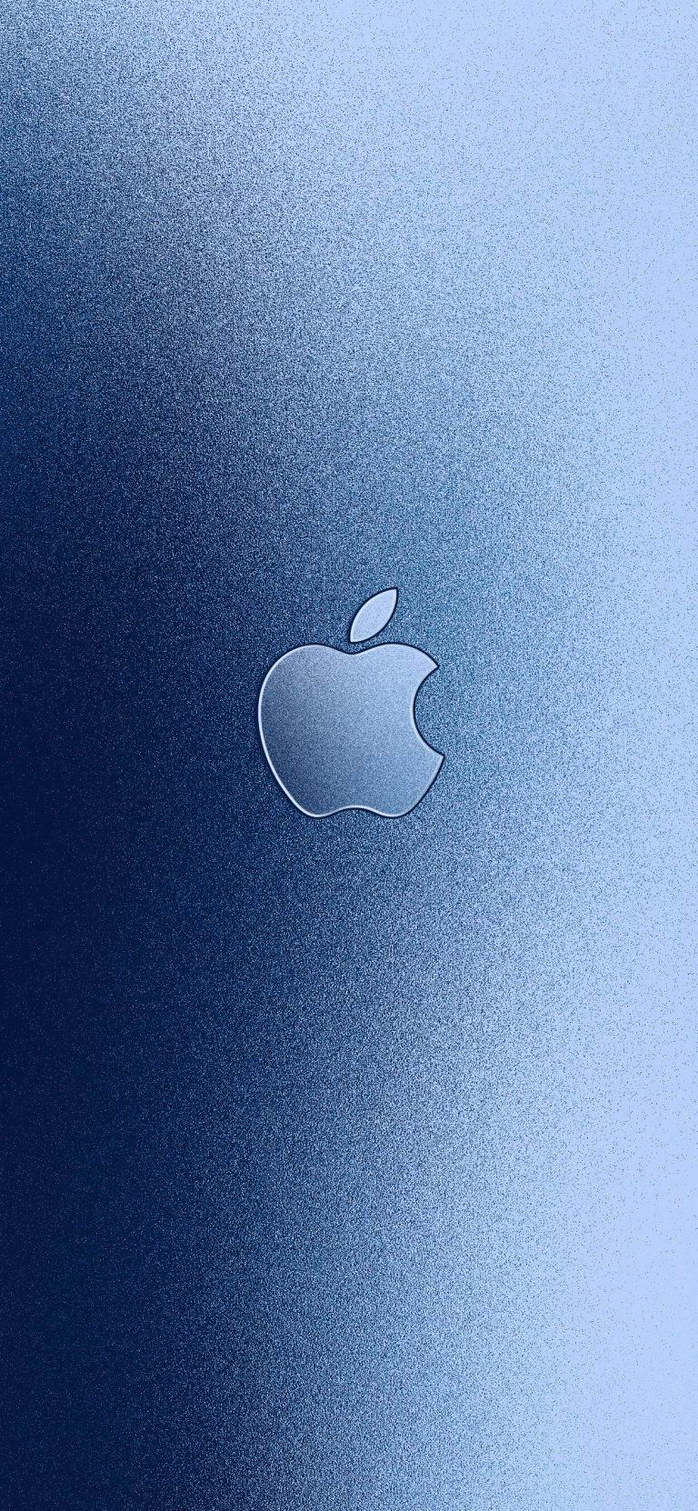 Iphone用のapple Iphoneロゴ壁紙 オタクテックオンライン