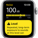 How to measure noise level on Apple Watch with watchOS 6