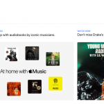 Apple launched the web version of the streaming service Apple Music. 5 years after launching the application