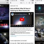 Кращі програми на iPhone для вивчення космосу