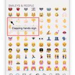 Kuinka selvittää, mitä tietty emoji hymiö tarkoittaa