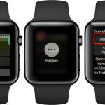 How to mute notification sound on Apple Watch