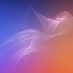 Abstract week wallpaper for iPhone