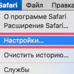 So ändern Sie den Speicherort für das Herunterladen von Dateien in Safari unter macOS
