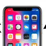 Kuinka pakottaa käynnistämään iPhone X uudelleen