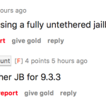 Pangu team confirms that untethered jailbreak of iOS 9.3.3 will not work