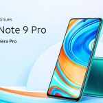 Redmi Note 9 Pro: the global version of Redmi Note 9 Pro Max without Max, but with NFC