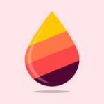 Die Litur-App verwendet die Kamera, um die Farbe eines Objekts zu erkennen und zu codieren