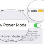 How to quickly put your iPhone into power saving mode