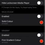 قم بتغيير لون الأداة باستخدام الموسيقى باستخدام قرص CustomPlayer